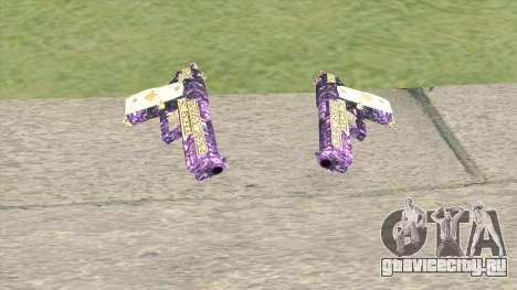 Joker Gun (4K) From Suicide Squad для GTA San Andreas