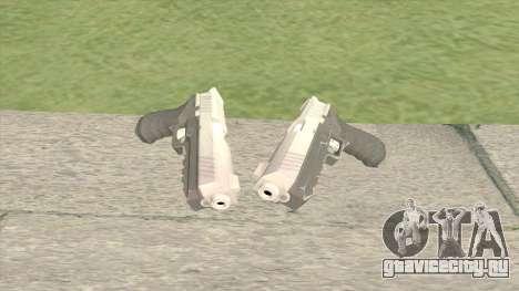 Dual Pistols (Fortnite) для GTA San Andreas