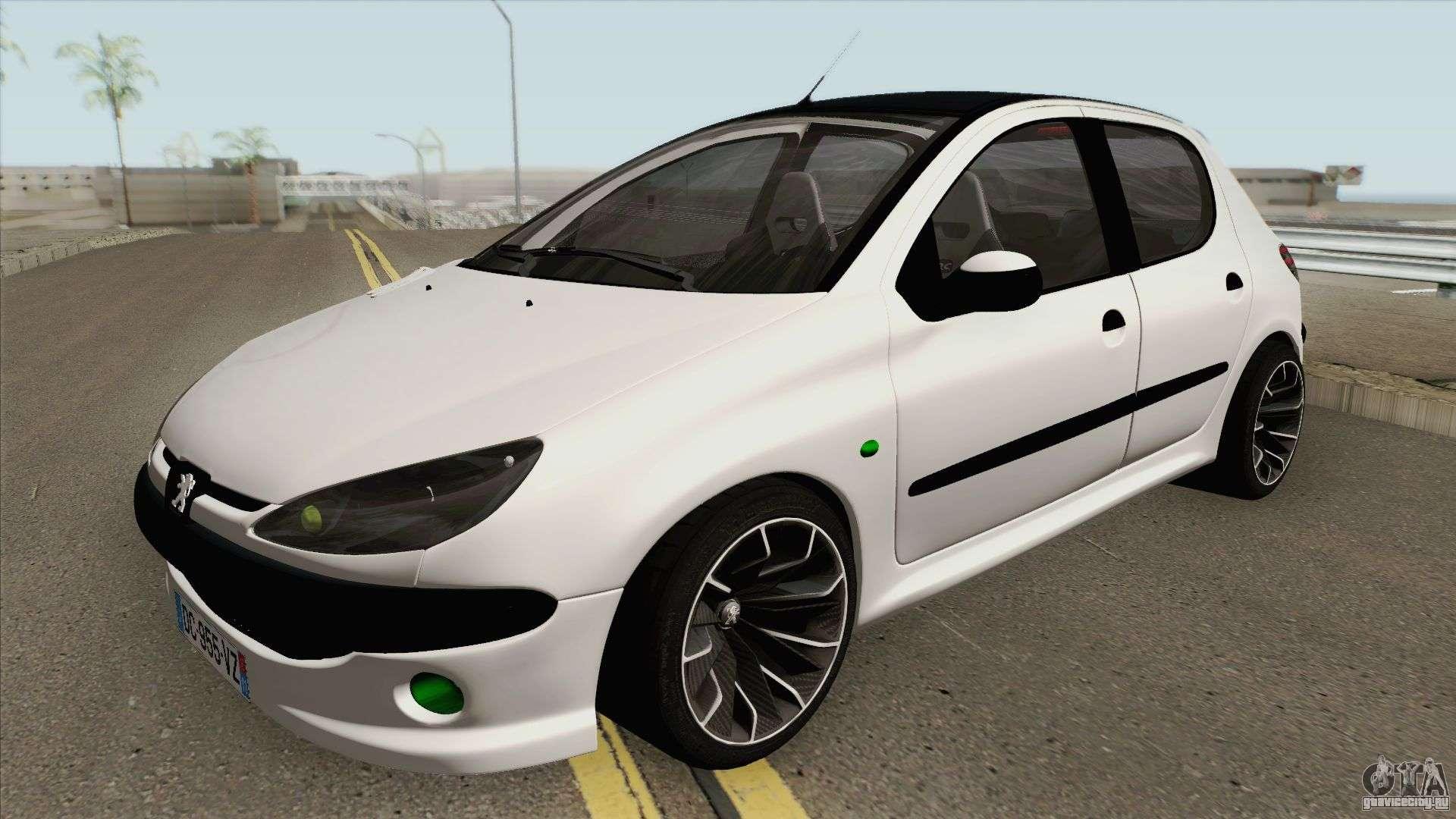 Peugeot 206 Tuning Auto S En Vrachtwagens Miniatuurvoertuigen