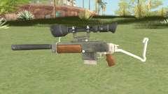 Semi-Automatic Sniper (Fortnite) для GTA San Andreas