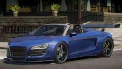 Audi R8 Roadster Tuning для GTA 4
