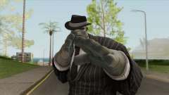 Grey Hulk V2 для GTA San Andreas