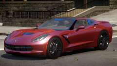 Chevrolet Corvette C7 RS для GTA 4