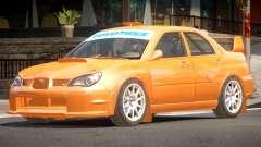 Subaru Impreza WRX GTI для GTA 4