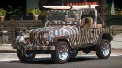 1988 Jeep Wrangler PJ4 для GTA 4