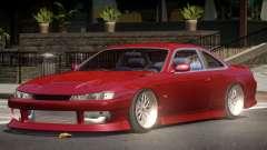 Nissan Silvia S14 Tuned для GTA 4