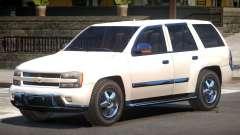 Chevrolet TrailBlazer V1.1 для GTA 4
