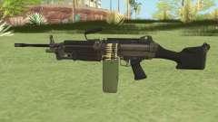 M249 (Insurgency: Sandstorm) для GTA San Andreas