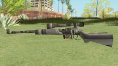 Sniper Rifle (Manhunt) для GTA San Andreas