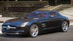 Mercedes SLS AMG V1.0 для GTA 4