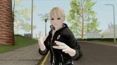 Marie Rose Shelby Bomber (DoA 5: Ultimate) для GTA San Andreas