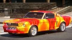 Shelby GT500 V2.1 PJ3 для GTA 4