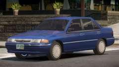 1993 Mercury Tracer V1.0 для GTA 4