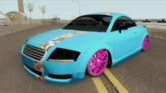 Audi TT (MQ) для GTA San Andreas
