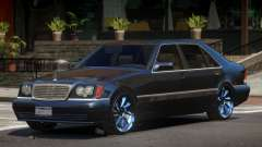 Mercedes Benz S600 ST для GTA 4