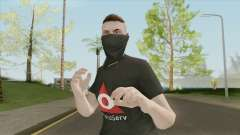 GTA Online Random Male V1 для GTA San Andreas