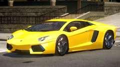 Lamborghini Aventador SS для GTA 4