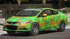 Honda Civic Si GT PJ4 для GTA 4