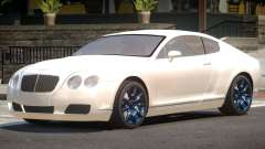 Bentley Continental GT2 для GTA 4