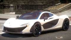 McLaren P1 GT Sport для GTA 4