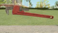 Pipe Wrench GTA V HQ для GTA San Andreas