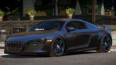 Audi R8 SS для GTA 4