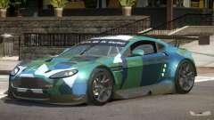 Aston Martin Vantage GT-R PJ2 для GTA 4