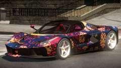 Ferrari LaFerrari GT PJ4 для GTA 4