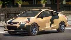 Honda Civic Si GT PJ2 для GTA 4