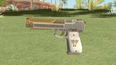 Pistol .50 GTA V (Luxury) Base V1 для GTA San Andreas