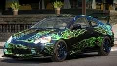 Honda Integra RS PJ1 для GTA 4