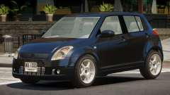 Suzuki Swift V1.0 для GTA 4