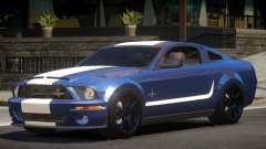 Shelby GT500 SS для GTA 4