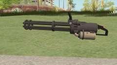 Coil Minigun (NG Black) GTA V для GTA San Andreas
