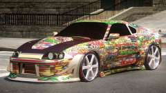 Toyota Supra ST Tuning PJ5 для GTA 4