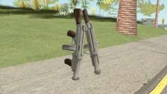 Big Double Submachine Gun для GTA San Andreas