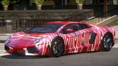 Lamborghini Aventador SS PJ5 для GTA 4