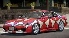 Nissan Silvia S15 RS PJ2 для GTA 4