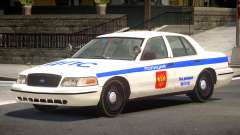 Ford Crown Victoria Police V1.3 для GTA 4
