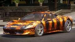 Ferrari 458 Italia Sport PJ1 для GTA 4