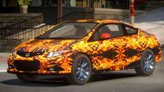 Honda Civic Si GT PJ1 для GTA 4