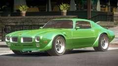 1971 Pontiac Firebird GT для GTA 4