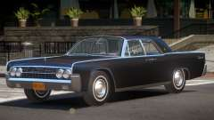 1961 Lincoln Continental для GTA 4