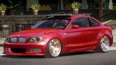 BMW 135i RS для GTA 4