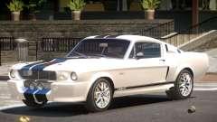 Shelby GT500 V2.1 для GTA 4