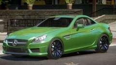 Mercedes Benz SLK 55 AMG V1.0 для GTA 4