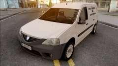 Dacia Logan MCV Van 2008 Medicina Legala