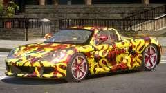 Porsche Carrera GT Sport PJ2 для GTA 4