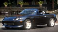 Mazda MX-5 Spider для GTA 4