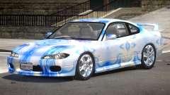 Nissan Silvia S15 RS PJ1 для GTA 4